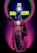 Marian Apparition Posters - Virgin Mary No. 02 Poster by Ramon Labusch