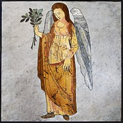 Signs Of The Zodiac Prints - Virgo Print by Sheila Terry