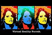 Robert R Splashy Art - Virtual Paparazzi...