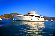 Expensive Photos - Visions of a Yacht by Cheryl Young
