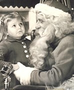 Judyann Matthews - Visiting Santa For The...