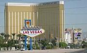 Viva Las Vegas Print by Barb Montanye Meseroll