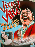 Postv Photos - Viva Villa, Fay Wray, Wallace Beery by Everett