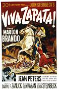 Viva Zapata, Marlon Brando, Jean Print by Everett