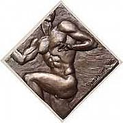 Male Reliefs - Vivacity by Kelly Borsheim