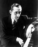 Featured Acrylic Prints - Vladimir Horowitz, Circa 1930s Acrylic Print by Everett