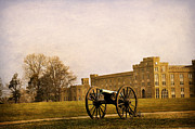 Rockbridge County Posters - VMI Lexington Poster by Todd Hostetter
