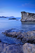 Sea Photos - Volcanic reef by Guido Montanes Castillo