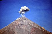 Power In Nature Prints - Volcano! Print by Alan B. Photography