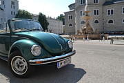 Vw Beetle Originals - Volkswagen Beetle by Arthur Hofer
