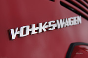 Mick Anderson - Volkswagen on Red