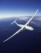 21st Century Photo Prints - Volt Future Aircraft, Artwork Print by Nasaboeing