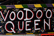 Leda Photography Posters - Voodoo Queen Poster by Leslie Leda