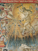 Tapestries Prints - Vulcan, God Of Fire Print by Photo Researchers