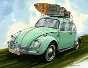 RG McMahon - VW Beach Bug