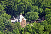 Wissahickon Photos - W Hampton Road Chestnut Hill Philadelphia 2 by Duncan Pearson