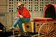 Ventura California Originals - Wagon Boss by Gus McCrea