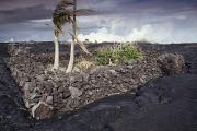 Despair Prints - Wahaula Heiau Print by Ron Dahlquist - Printscapes