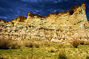 Southern Utah Framed Prints - Wahweap Cliff Framed Print by Adam Jewell