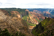 C Casch - Waimea Canyon Overlook...