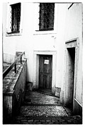 Eastern Europe Photos - Waiting Behind the Door by John Rizzuto