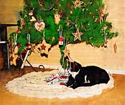 Cindy Nunn - Waiting for Santa