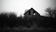 Haunted Barn Photos - Waiting Hear by Jerry Cordeiro