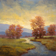 East Tennessee Paintings - Waiting by Jonathan Howe