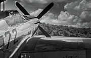P-51 Photos - Waiting to Fly by Patrick  Flynn