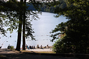 Walden Pond Photo Posters - Walden Pond Poster by John Small