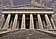 Visitor Prints - Walhalla ... Print by Juergen Weiss
