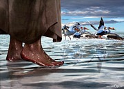 Biblical Originals - Walk On Water by Bill Stephens