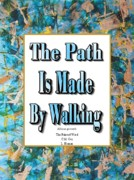 Healing Posters Digital Art Prints - Walk the Path Print by  Laurie Homan