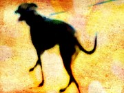 Pets Art Digital Art - Walk This Way by Brian D Meredith
