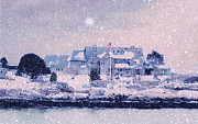 George Bush Originals - Walkers Point Christmas by Robert Michael Henry