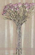 Deborah Benoit - Wall Flower Decoration