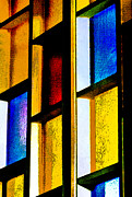 Catholic Art Prints - Wall of Colors Print by Paul St George