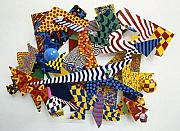Playful Sculptures - Wall Sculpture 16 by Bruce Gray