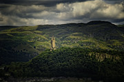 Wallace Monument Print by Sue Fulton