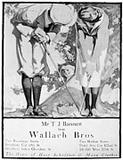 1916 Framed Prints - Wallach Bros., 1916 Framed Print by Granger