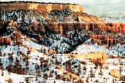 Southern Utah Prints - Walls of Wonder III Print by Irene Abdou