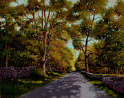 Carolyn H Edlund - Walnut Lane Revisited