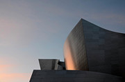 Iconic Design Prints - Walt Disney Concert Hall 18 Print by Bob Christopher