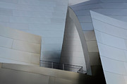 Music Icon Photo Prints - Walt Disney Concert Hall 2 Print by Bob Christopher