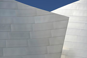 Iconic Design Prints - Walt Disney Concert Hall 20 Print by Bob Christopher