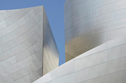 Iconic Design Prints - Walt Disney Concert Hall 22 Print by Bob Christopher