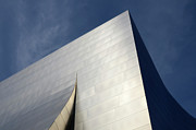 Music Icon Photo Prints - Walt Disney Concert Hall 5 Print by Bob Christopher