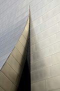 Music Icon Photo Prints - Walt Disney Concert Hall 6 Print by Bob Christopher
