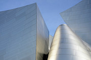 Music Icon Photo Prints - Walt Disney Concert Hall 7 Print by Bob Christopher