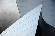 Music Icon Photo Prints - Walt Disney Concert Hall 9 Print by Bob Christopher